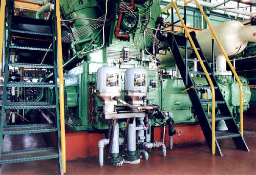 KVS 412 I-R Natural Gas Fueled Natural Gas Compressor